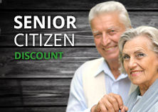 A. C. Desert Senior Citizen Discounts
